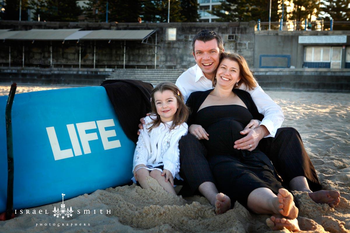 Bel, Israel & Indrani – 31 wks Pregnant
