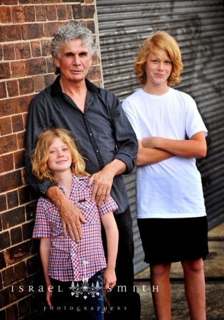 family photography Carriageworks sydney