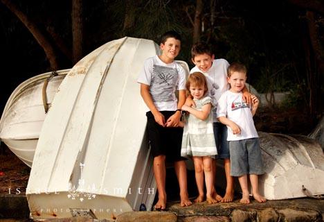 Kate & Family at Longueville – Feb 2011