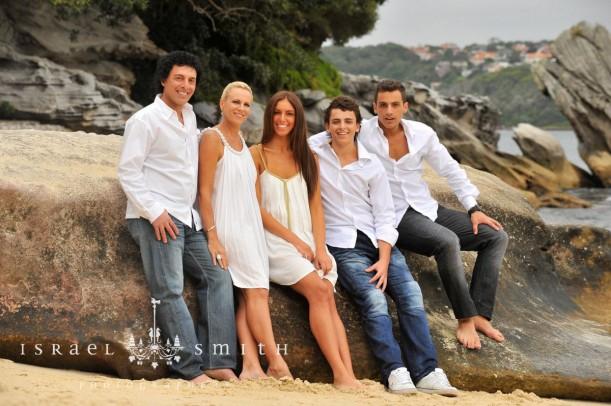 Family Portrait Photography - Lisa