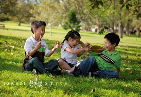 Fun and Games In Centennial Park