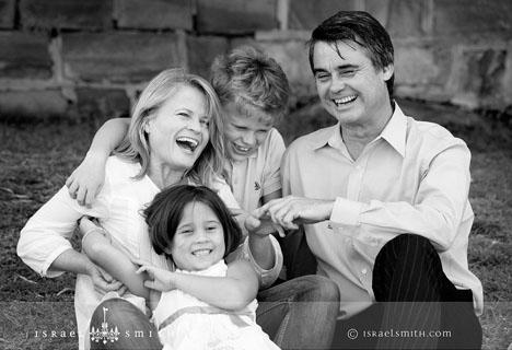Family Fun At Balmoral