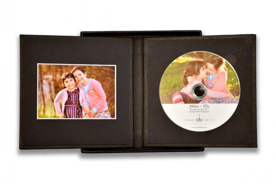 DVD Slideshow Presentation in Deluxe Case