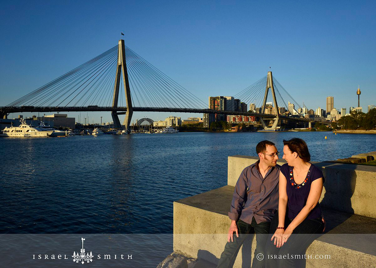 Couple Portraits With City Views