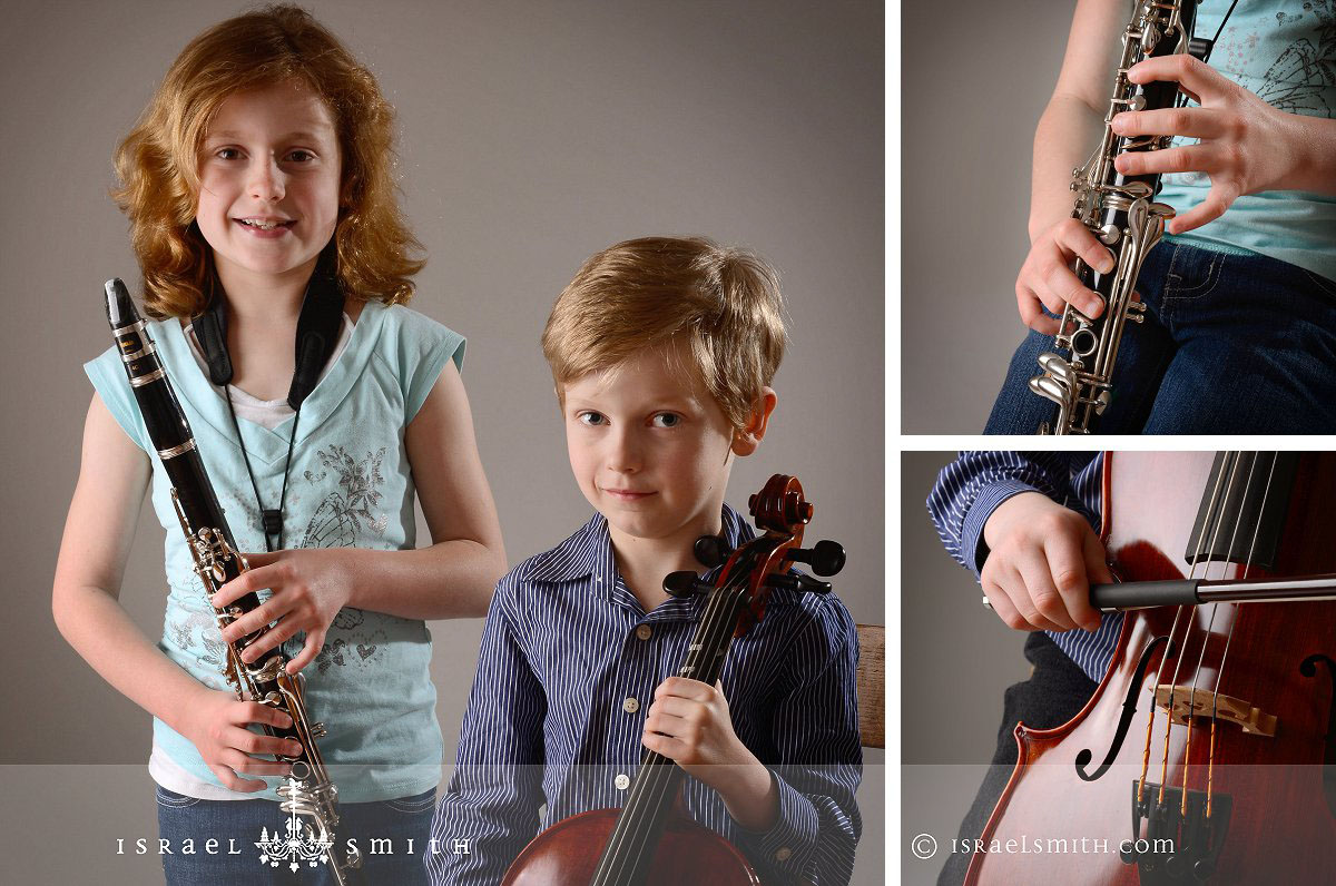 Musical Family Portraits