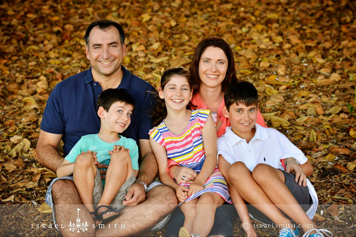 Family Portraits: What does it take to get the shot?