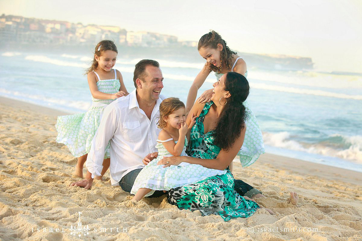 Why Outdoor Family Portraits Work Best
