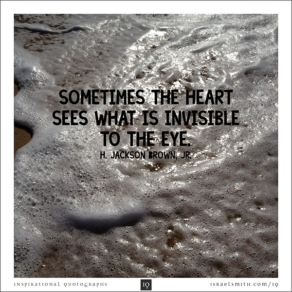 Sometimes the heart