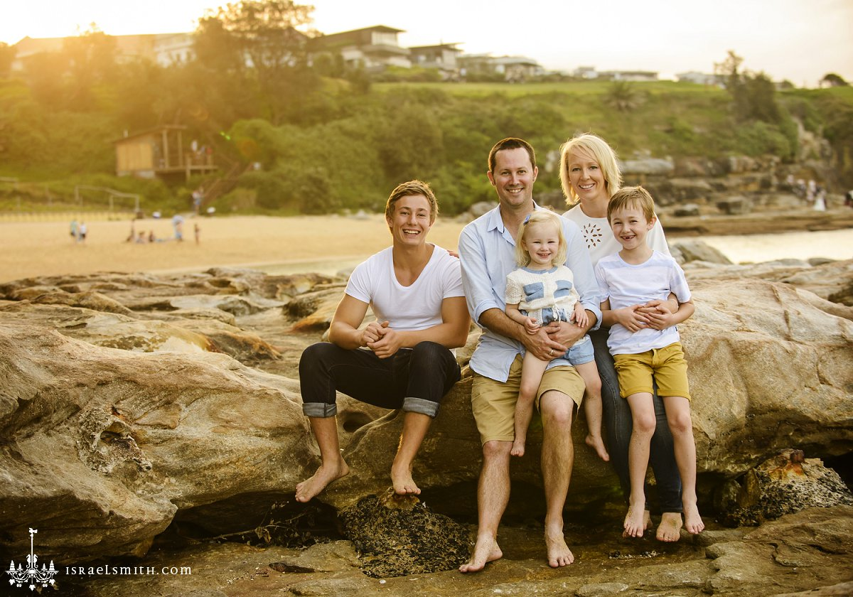 Family Beach Portraits: Oh my GOSH!
