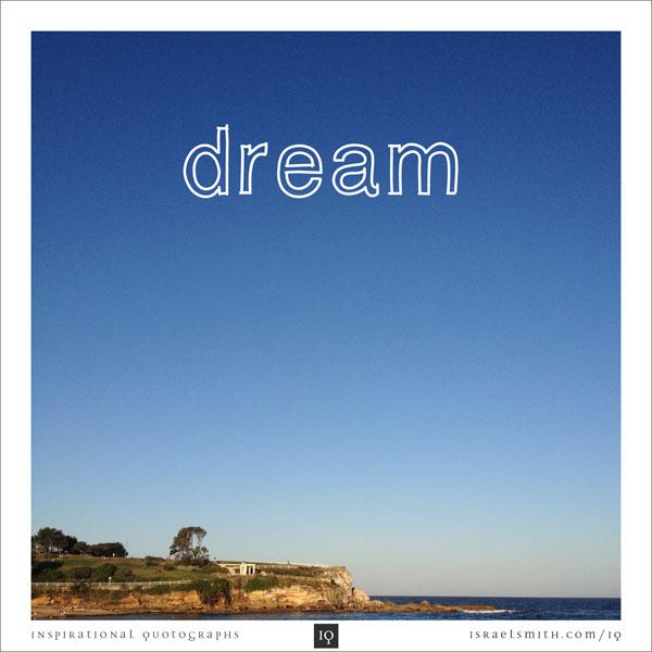 Dream. Choose. Commit.