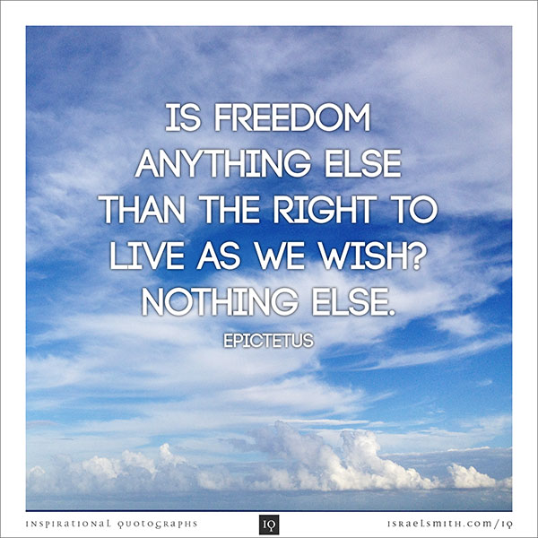 Is Freedom