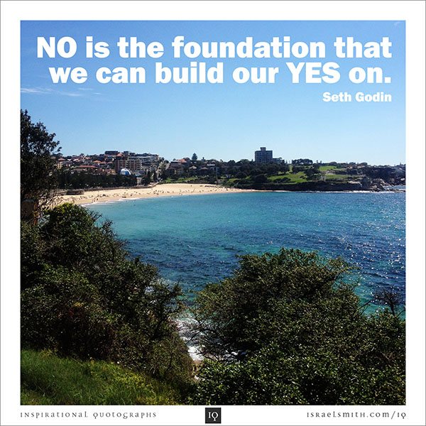 No is the foundation