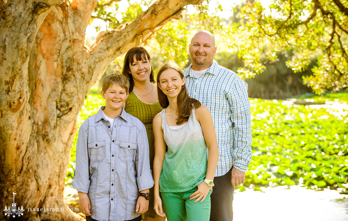 Updated Family Portraits at Centennial Park