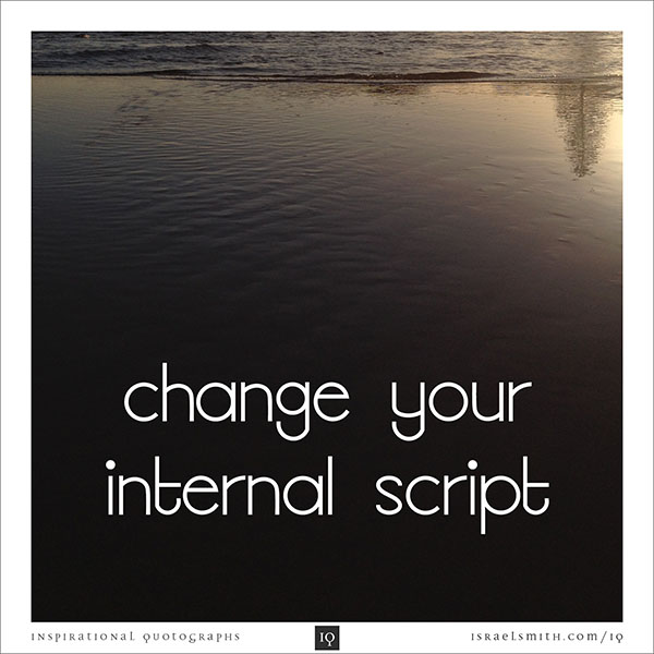 Change your internal script