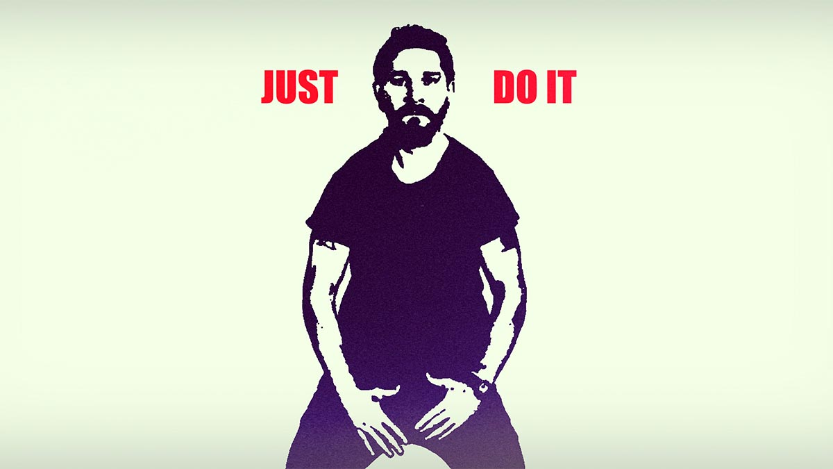 Just Shia It.