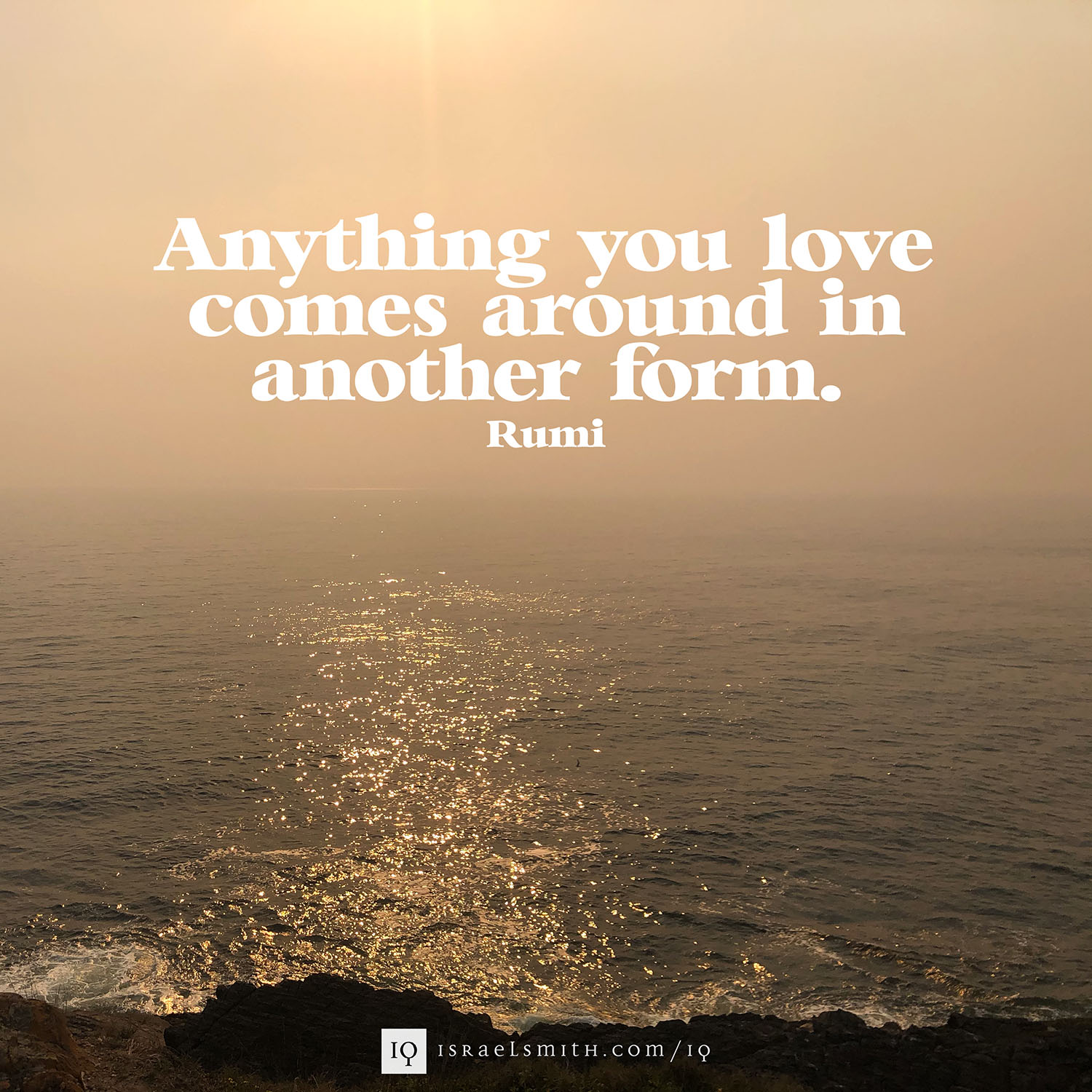Anything you love